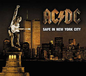 Safe In New York City (East West Records)