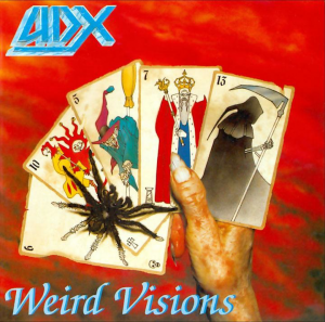 Weird Visions (Noise Records)