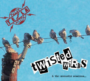Twisted Wires & The Acoustic Sessions... (Scarlet records)