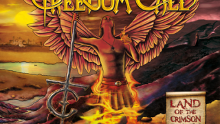 "FREEDOM CALL : ""Land Of The Crimson Dawn"""