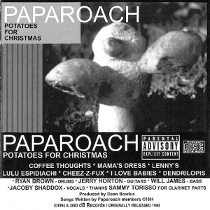 Potatoes for Christmas (dB Records)