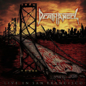 The Bay Calls For Blood - Live in San Francisco (Nuclear Blast / l)