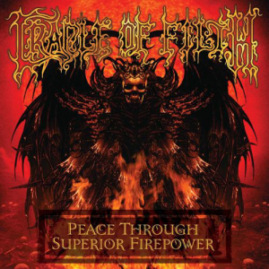 Peace Through Superior Firepower (Roadrunner Records)