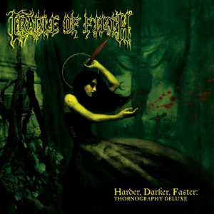 Harder, Darker, Faster - Thornography Deluxe (Roadrunner Records)