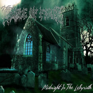 Midnight in the Labyrinth (Peaceville Records)