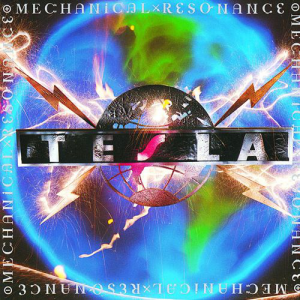 Mechanical Resonance (Geffen Records)