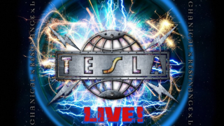 "TESLA ""Mechanical Resonance Live!"""