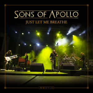 Just Let Me Breathe (Live at the Roman Amphitheatre in Plovdiv 2018) (InsideOutMusic)