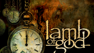 "LAMB OF GOD • ""Lamb Of God"""