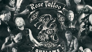 "ROSE TATTOO • ""Outlaws"""