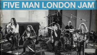 "TESLA • ""Five Man London Jam"""
