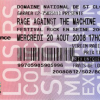 Concerts : Rage Against The Machine