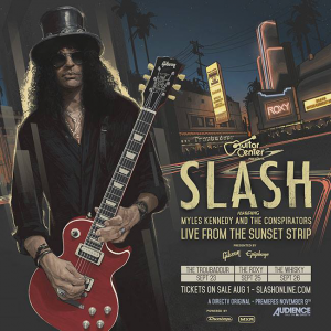 Slash featuring Myles Kennedy and The Conspirators @ The Roxy Theater - West Hollywood, Californie, Etats-Unis [25/09/2014]