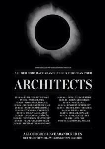 Architects @ Le Trix - Anvers, Belgique [17/10/2016]