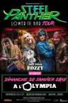 Steel Panther - 28/01/2018 19:00