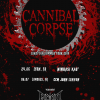 Concerts : Cannibal Corpse