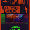 Concerts : Hollywood Undead