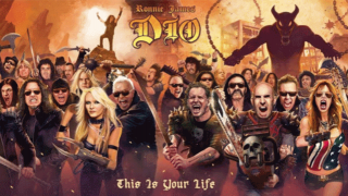 Que penser du Tribute à Ronnie James Dio ?