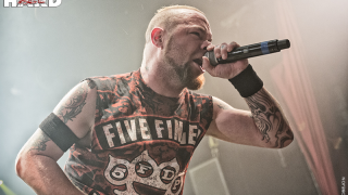Five Finger Death Punch  [26/03/2014]