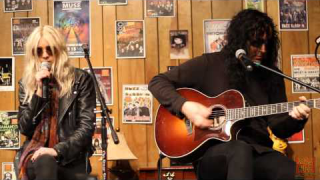 "THE PRETTY RECKLESS : ""Going To Hell"" (Acoustic Live) @ 1029 The Buzz Acoustic Sessions"