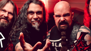 SLAYER Kerry King et Tom Araya parlent de Dave Lombardo