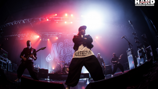 Rise Of The Northstar @ Rock In Hell - Colmar (Parc des Expositions) [04/04/2015]