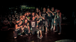 Sick Of It All @ Toulouse (Le Metronum) [13/04/2015]