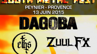 1er South Metal Fest... ...Viens prendre ta baffe !