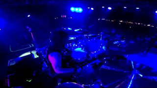 "Paul Bostaph - SLAYER : 'Bonnaroo Live 2015"" (GoPro Footage)"