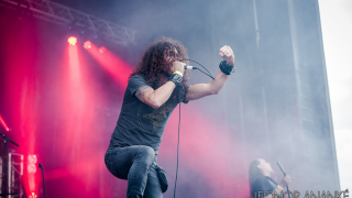 CANDLEMASS @ Fall of Summer 2015 (Torcy) - Jour 1