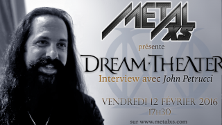 DREAM THEATER John Petrucci : l'interview