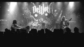 DEWOLFF + THE PSYCHOTIC MONKS @ Vauréal (Le Forum)