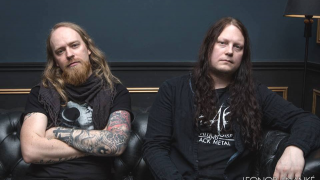 KATATONIA Interview Anders Nyström & Jonas Renkse