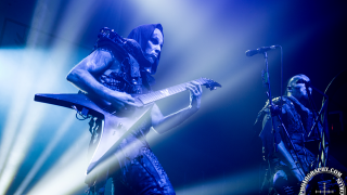 Behemoth + MGLA + SECRETS OF THE MOON @ Esch-sur-Alzette (Rockhal) [21/10/2016]