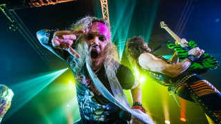 Steel Panther @ Lille (Le Splendid) [08/10/2016]