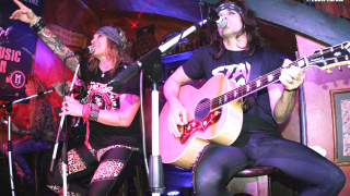 Steel Panther @ Cannes (Morrison's Pub) [17/10/2016]