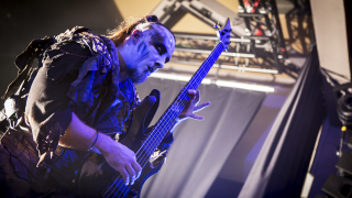Behemoth + SECRETS OF THE MOON + MGLA @ Rennes (L'Etage) [22/10/2016]
