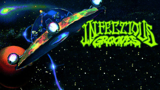 "INFECTIOUS GROOVES ""Sarsippius' Ark"" - 1993 (Epic/Sony Music)"