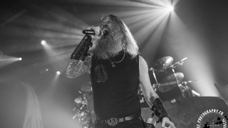 Amon Amarth + OMNIUM GATHERUM @ Nancy (L'Autre Canal) [15/04/2017]