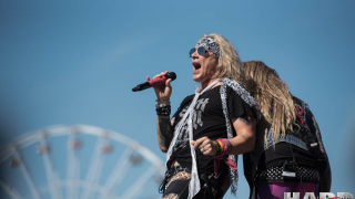 Steel Panther @ Hellfest (Clisson) [17/06/2017]