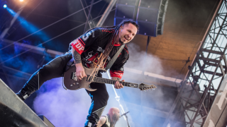 Five Finger Death Punch @ Hellfest (Clisson) [18/06/2017]