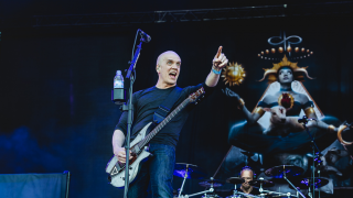 DEVIN TOWNSEND PROJECT @ Clisson (Hellfest Open Air)
