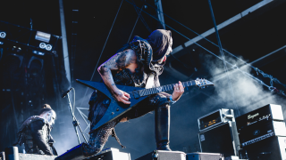 Behemoth @ Clisson (Hellfest Open Air) [16/06/2017]