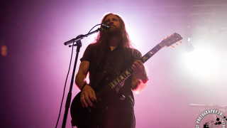 Alcest @ Reims (La Cartonnerie) [02/10/2017]