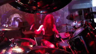 "Paul Bostaph (SLAYER) • ""Born Of Fire"" (GoPro - St. Augustine 2017)"