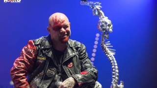 Five Finger Death Punch @ Zurich (Hallenstadion) - www.goodnews.ch [28/11/2017]