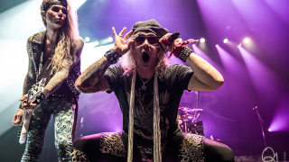 STEEL PANTHER + FOZZY @ Paris (L'Olympia)