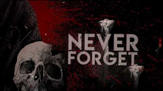 "NERVOSA • ""Never Forget, Never Repeat"" (Lyric Video)"