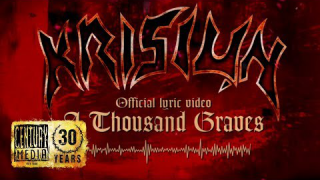 "KRISIUN • ""A Thousand Graves"" (Lyric Video)"