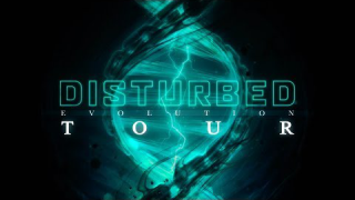 DISTURBED • Evolution Tour (Trailer)